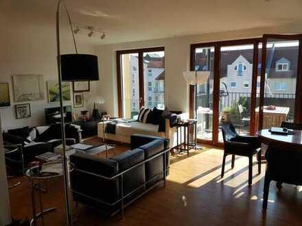 Moderne Luxus-Wohnung in zentraler Lage