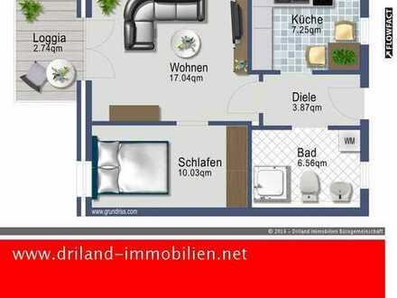 Selbstbestimmt Leben und Wohnen in der Seniorenwohnanlage -Auf der Wierde- in Jengum.