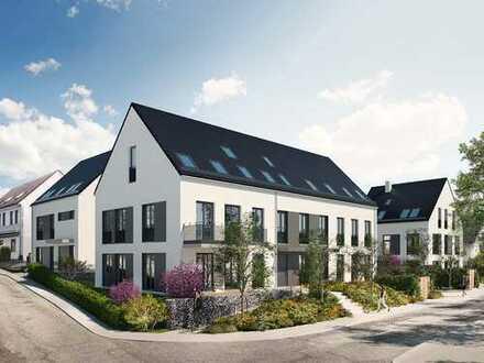 Exklusives & modernes Wohnen in traumhafter 3-Zimmer-Wohnung mit 2 Bädern und Balkon