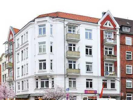 Große 4 Zimmer Wohnung in Ottensen