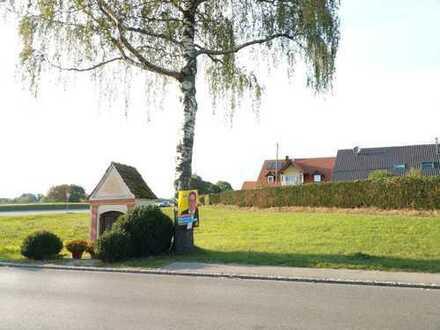 ***sonnige Grundstücke für Einfamilienhaus + Doppelhaus mit Genehmigung zur sofortigen Bebauung***