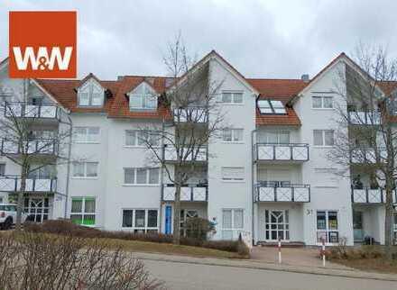 NEU Mitten in Ellwangen! Sehr gepflegte 2 Zimmer Eigentumswohnung mit Tiefgarage