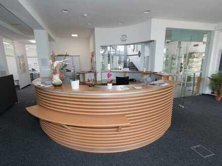 Repräsentative Büroräume, in guter Lage, komplett oder auch in Teilen zu vermieten!!