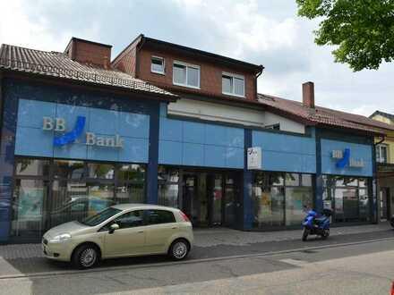 Gut und langfristig vermietetes Geschäftshaus in bester Lage von Rheinstetten (Forchheim)