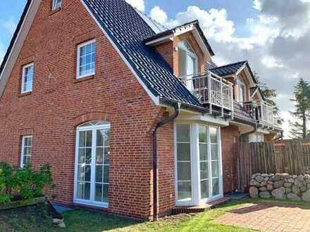 Schöne Erdgeschosswohnung (Dauerwohnraum) in ruhiger und strandnaher Lage von Westerland