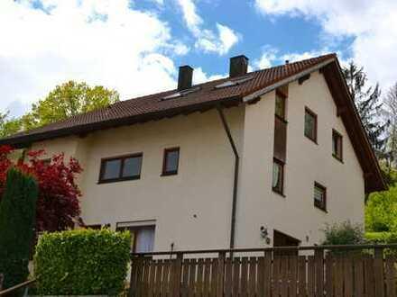 Über den Dächern von Affalterbach - Einfamilienhaus mit Garten und Einliegerwohnung *Provisionsfrei*