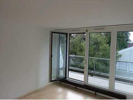gehobene helle 2-Zimmer-Wohnung in bester Lage Innenstadt mit großem Balkon