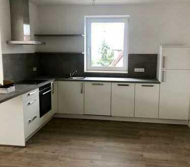 Neue helle Wohnung, teilmöbliert, zum Erstbezug