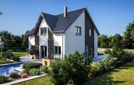 Idyllisch, großzügig und energieeffizient wohnen#Haus inkl. Grundstück