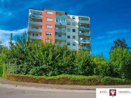 4-Zimmerwohnung mit 97,5 m² Wohnfläche mit traumhafter Aussichtslage von Durlangen