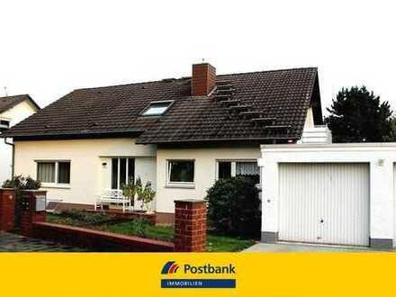 Top gepflegtes Zweifamilienhaus in bester Lage von Roßdorf