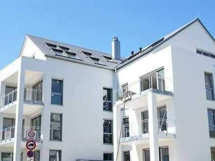 Neubau: Traumhafte 4-Zimmer Dachgeschoss-Wohnung mit Rheinblick und 2 Terrassen