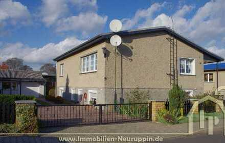 Reserviert - Großes sehr gepflegtes Einfamilienhaus in Lögow