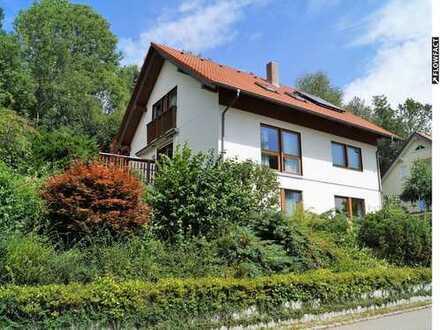 Gepflegtes Einfamilienhaus mit sonniger Terrasse in bevorzugter Lage von Ochsenhausen