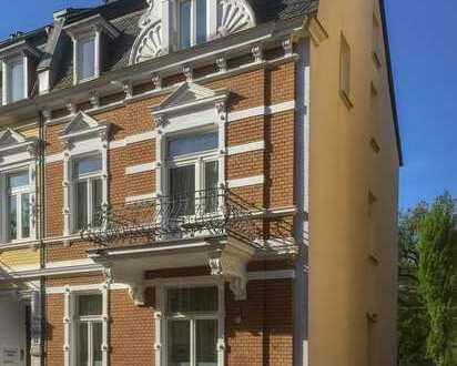 Gepflegte, großzügige Gründerzeitvilla mit Einliegerwohnung in Bad Godesberg-Villenviertel