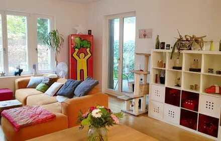 Zweizimmer-Erdgeschosswohnung sucht neuen Mieter