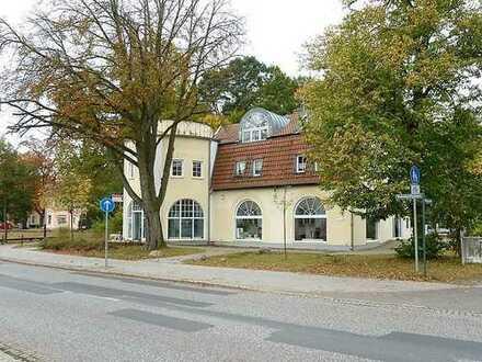 Moderne Dachgeschosswohnung im Zentrum von Bad Saarow. Vermietet.