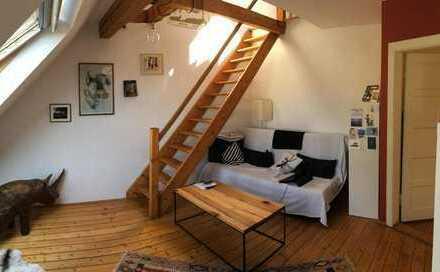 Einmaliges Doppelzimmer in Schwachhausen