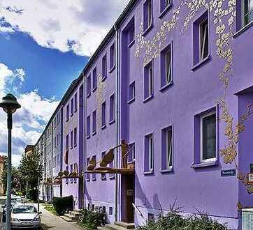 Schöne, behagliche und helle 2 Raumwohnung mit Balkon!