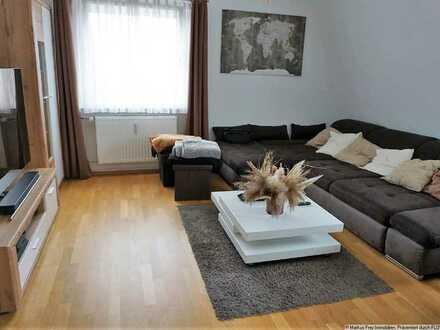 Moderne und helle Wohnung in zentraler Lage mit großzügiger Terrasse!
