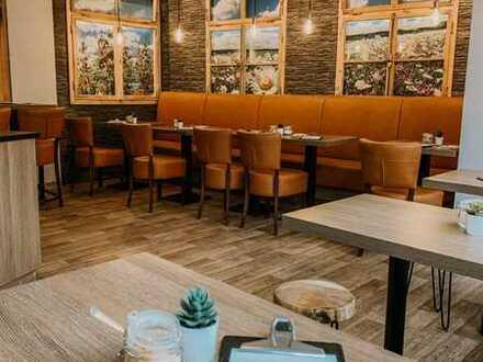 "Café in zentraler Lage - ""provisionsfrei""!"