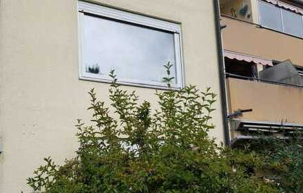 Schöne geräumige 3 Zimmerwohnung mit 87 m² im Erdgeschoss in Wüstenrot