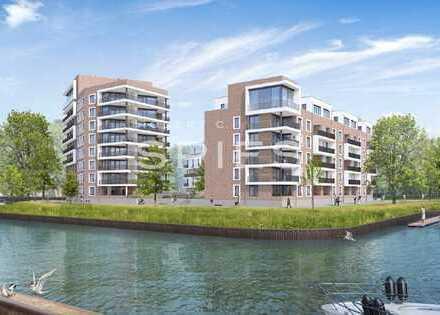 Doktorsklappe/Oldenburg - 2- bis 4-Zimmer-Eigentumswohnungen im Neubauvorhaben Deepskant