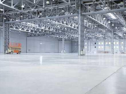 Bis zu ca. 70.000 m² Neubau-Erstbezug in Q1 2021 - Flexibel teilbar ab ca. 5.000 m²