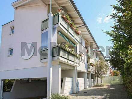 Gepflegt und in attraktiver Lage: Vermietete 1-Zimmer-Wohnung mit Loggia