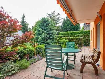 IMMOBERLIN: Sehr attraktives Ein-/Zweifamilienhaus mit Südwestgarten