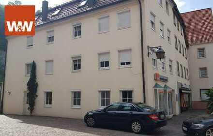 Wohn- und Geschäftshaus am Markt von Haigerloch