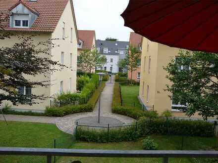 2-Zimmer-Wohnung in Augsburg-Haunstetten in kleiner Wohnanlage mit Lift