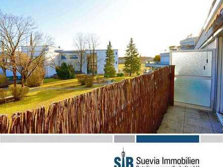 Erbpacht! Gepflegte und helle 2-Zimmer-Wohnung mit Südbalkon in Garching bei München