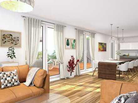 Wohnen am Erlenpark - 4 Zimmer ETW in Erlensee *provisionsfrei*