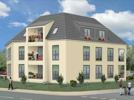 Investieren sie unweit der neu entstehenden Bosch-Chipfabrik in Dresden in ein neues MFH und DH