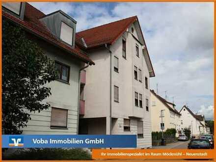 Möckmühl - gepflegte 4-Zimmer Wohnung in zentraler Lage