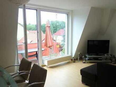 Möser, schicke 2-Raum-Wohnung im Villengebiet, gute Freizeitmöglichkeiten