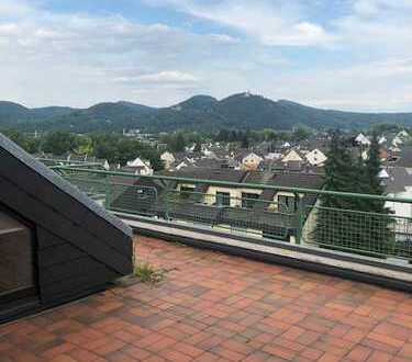 4-Zimmer-Maisonette-Wohnung mit großem Balkon in Bonn / Blick aufs Siebengebirge von Privat