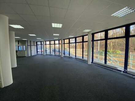 PROVISIONSFREI: 170 m² - 350 m² Büro- und Sozialflächen, flexibel teilbar, mit Erweiterungspotenzial