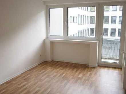 Kleine Miete - kurze Wege! Appartment m.Balkon gefällig?