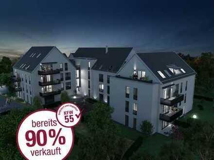 Top-Lage Göggingen! Provisionsfrei! exkl. 3Zi-Whg.,Süd-Balkon!extra große TG-Stellpätze!