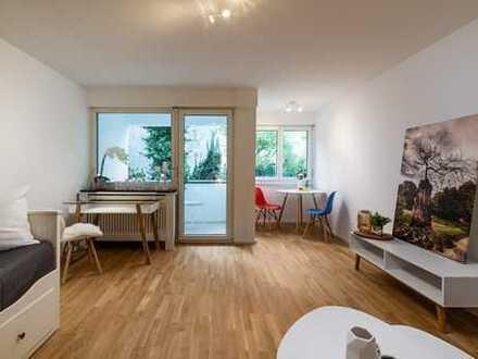 Modernes und gut geschnittenes 1 Zimmer Appartement in Schwabing-West