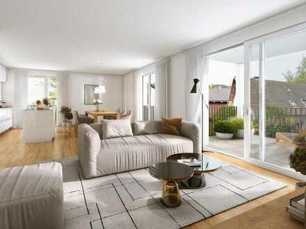 Helle 3-Zi. Wohnung im sonnigen Honiggarten
