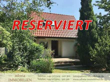 Verträumtes Wochenendhaus am Waldrand - Zugang zur Havel - Zehdenick