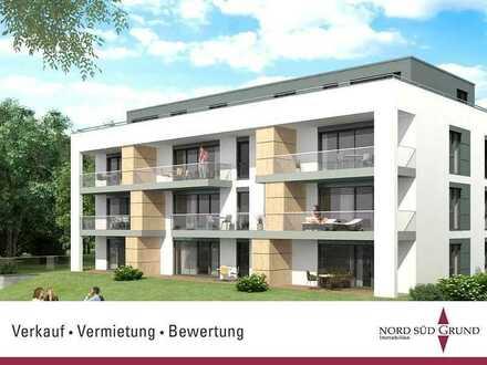 Moderne Mietwohnung mit 93 m² Wohnfläche. 3 Zimmer. 2 TG-Stellplätze. Cité.