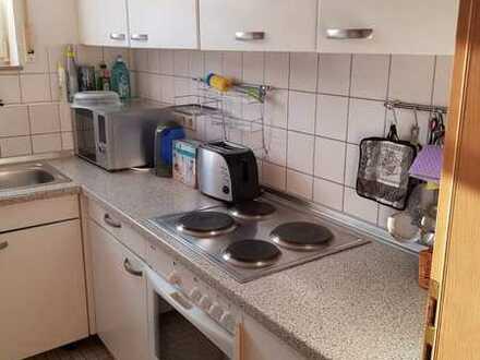 Untermieter f. Stilvolle, gepflegte 2-Zimmer-Maisonette-Wohnung 2 Balkone und EBK in Bad Dürrheim