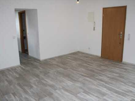 Erstbezug nach Renovierung - 1-Raum-Wohnung mit Garten am Haus sucht neuen Mieter!