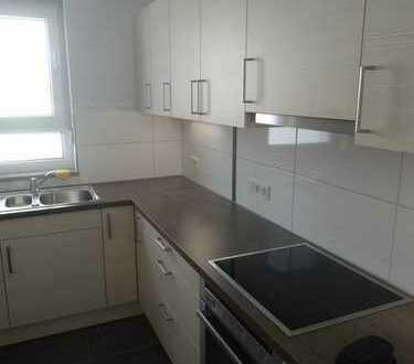Neuwertige 3-Zimmer-Wohnung mit Balkon und Einbauküche in Feuchtwangen