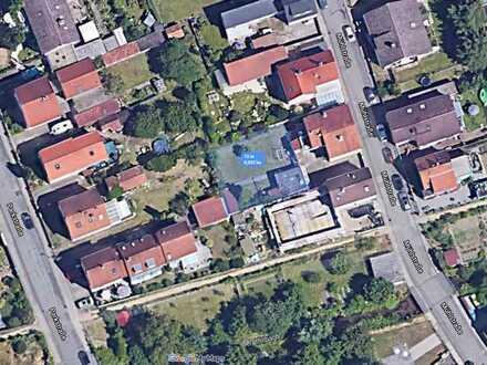 Baugrundstück in sehr schöner Lage in Mörfelden, zweite Reihe, von Privat