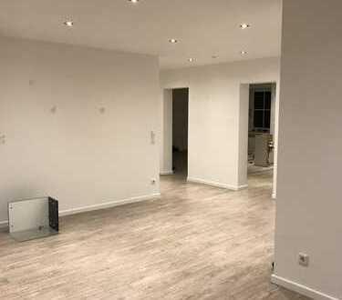 Moderne und neuwertige 4-Zimmer-Wohnung mit großem Balkon in Herford